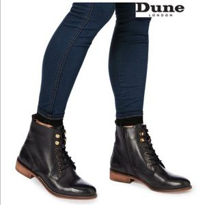 [Dune London] Quincey Lace Up Ankle Boot